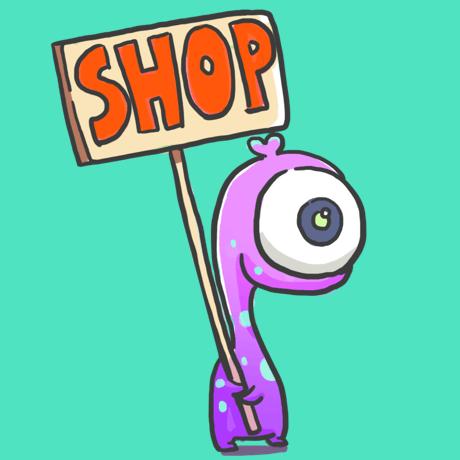 shop guy icon