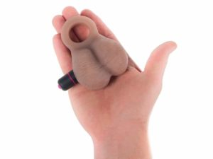 The Love Bump with rechargeable vibe