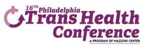 16th Anual Philadelphia Trans Health Conference Logo