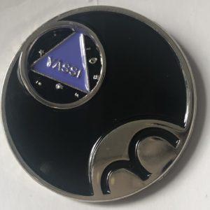 Magic 8 Ball Pin